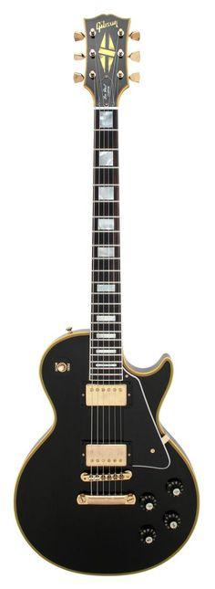 Gibson Custom Shop 1968 Les Paul Custom Reissue 2015 | Rainbow Guitars
