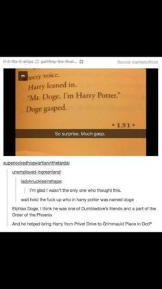 no he wasn't part of the order, he was one of dumbledore's friends at school and wrote an article about him in the daily prophet after he died. he was also at bill and fleur's wedding that's where that passage is from but he was NOT IN THE ORDER that's Daedalus Diggle you're thinking of. Elphias Doge is only mentioned in the 7th book.