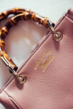 Gucci Bamboo Shopper Mini Top Handle.