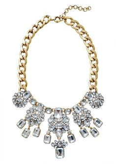 Ecstasy Statement Necklace C$ 38.64 #happinessbtq
