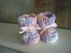 Tiny little booties :)