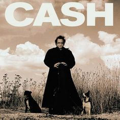 The Best Country Album Cover Artwork: 4. Johnny Cash - American Recordings