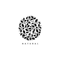 than 3 millions free vectors, PSD, photos and free icons. Exclusive freebies and all graphic resources that you need for your projects Logo Branding, Typography Logo, Branding Design, Logo Arbol, Logo Spa, Design Lotus, Logo Simple, Organic Logo, Tree Logos