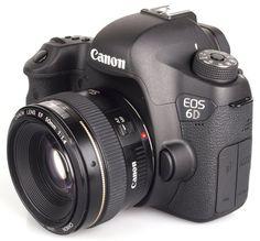 Canon EOS 6D DSLR Camera Review 2013
