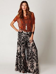 I really wish I could pull this hippie look off.  Super cool.