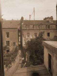 Alençon - Pont-Neuf street