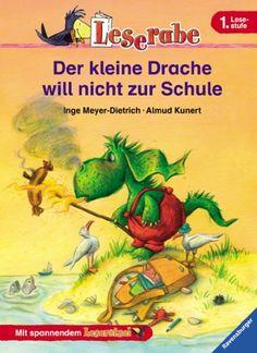 Der kleine Drache will nicht zur Schule. Leserabe. 1. Les... http://www.amazon.de/dp/3473362018/ref=cm_sw_r_pi_dp_Elnoxb1QBDMDG