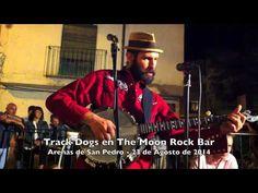 Track Dogs en concierto en Arenas de San Pedro, en The Moon & Rock Bar.