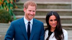 Prince Harry and Meghan Markle set wedding date - CNN