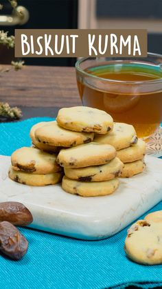 Ramadan Recipes, Chocolate Chip Cookies, Christmas Cookies, Cokies Recipes, Allrecipes, Food To Make, Delicious Desserts, Food And Drink, Baking