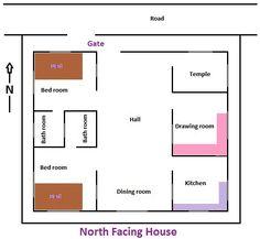 Agri Doc Residence 40x60 North East Facing Site Vastu Plan 3d View ...