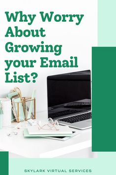 One of the big focus areas for many big bloggers is growing their email list - hardly a day goes by without seeing something on the topic. So why is it such an important blogger task? And what kind of software can you use to build this important list? #emailmarketing #emaillist #email #bloggingtips #skylarkvirtualservices Home Based Business, Business Ideas, Online Business, Email Marketing Strategy, Marketing Software, Email List, Blogging For Beginners, Big, Building