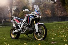 Honda Africa Twin Adventure Sports Concept - EICMA 2015