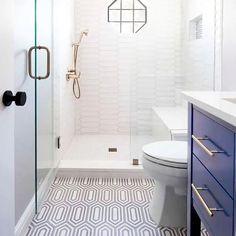 Hexagon Tile Bathroom Floor, Hexagon Tiles, Bathroom Flooring, Dream Home Design, Home Interior Design, Ceramic Tile Crafts, Tiles For Sale, Pink Tiles, Tile Projects