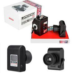 LomoKinoScope — Lomography 35mm analog video camera $100