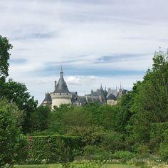 Château de Chaumont-sur-Loire, Loir-et-Cher | www.omonchateau.com