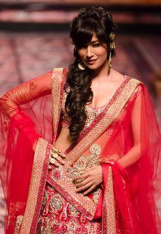 Chitrangada at India Bridal Fashion Week 2013: Suneet Varma