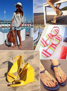 Τα Κατάλληλα Παπούτσια Για Την Παραλία / Beach Shoes
