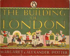 Puffin Picture Book: The Building of London (1945). In 1939, Noel Carrington met Allen Lane, founder of Penguin Books, and put to him an idea for a series of children's non-fiction picture books.  The idea behind the books was that they would be useful, beautiful and accessible. The Puffin Picture Book series was launched in 1940 and ran until 1965.