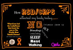 RSD/CRPS the worlds most painful condition  What if you found the LuckyPenny that finds the cure to CRPS  Chronic Pain