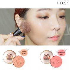 Betone deinen Wangen mit dem *Babyface Petit Blusher* von IT'S SKIN - erhältlich in den Sorten: ♡ Romantic Rose ♡ Sweet Peach  www.seemyskin.de/make-up/rouge/ #seemyskin #itsskin #itsskindeutschland #itsskinofficial #kbeauty #koreanischekosmetik #blusher #rouge #makeup #beauty #koreancosmetics #koreanbeauty #beautytrends #beautyblog #asiatischekosmetik #babyface #schönheit #kbeautyblog #kbeautyblogger #blogger #beautyblogger #kosmetik #abcommunity #asianbeauty #asiancosmetics