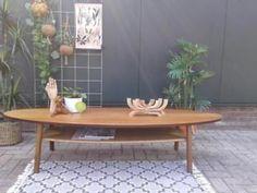 Retro salontafel STOCKHOLM ovaal Ikea design Ovale tafel