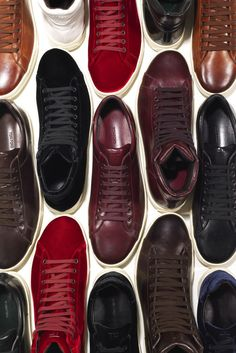 Sneakers from Tom Ford. [Courtesy Photo]