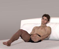 One-legged Erik's photoset - He has nice hands ! Hot Men Bodies, Male Body, Cute Guys, It Hurts, Hands, 3d, Cute Teenage Boys, Handsome Man