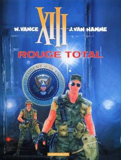 XIII, T05, Rouge Total