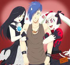 Anime Mind Fanart by OSuKaRuArT