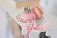 Pastel Pink Macaroon