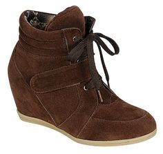 Reneeze Beata-02 Womens Wedge Sneaker Booties >>> You can find out more details at the link of the image.