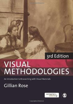 Visual Methodologies: An Introduction to Researching with Visual Materials by Gillian Rose http://www.amazon.com/dp/085702888X/ref=cm_sw_r_pi_dp_5EFMub08F0W2G