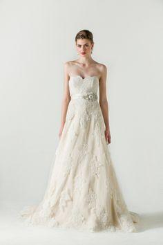 Anne Barge Wedding Dresses - Spring 2015 Bridal Collection