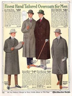 Charles William Stores Fall/Winter 1916-1917 Catalog