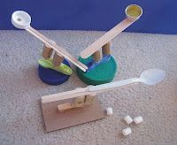 Castle and catapult craft