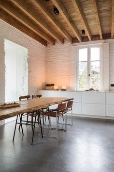 Home Interior Ideas .Home Interior Ideas Kitchen Interior, Interior Design Living Room, Kitchen Design, Kitchen Decor, Hippie Home Decor, Traditional House, Cheap Home Decor, Home Kitchens, Home Remodeling