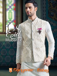 May today and forever be filled with choicest blessings. #EidMubarak to you and family. Manyavar & Mohey Parivar