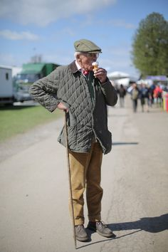 A Barbour gentleman
