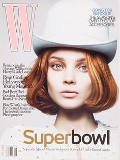 See the 100 Best W Magazine Supermodel Covers Photos | W Magazine