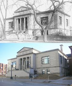 Library, 1910  Iowa City