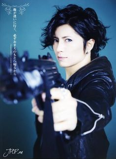 Gackt. he's 40 and I still find him sexy like rawr....