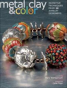 I just entered the @FaveCrafts Metal Clay and Color Book #Giveaway!