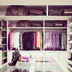Dream closet... ♡