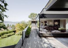 Objekt 336: translation missing: de.style.terrasse.modern Terrasse von meier architekten