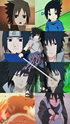 Feito por mim (twitter: @/Sakurastan_ ) Sasuke Uchiha, Naruto Shippuden Anime, Naruto Art, Anime Naruto, Boruto, Naruto Wallpaper, Animes Wallpapers, Akatsuki, Aesthetic Pictures