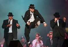 The Blues Brothers - Super Bowl XXXI (1997). Theme: Theme: Blues Brothers Bash