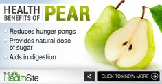 Click on the picture to know more! #Pear #healthyfood #Health #HealthBenefits #Fruits Pears Benefits, Health Benefits, Fruits And Vegetables, Turmeric, Healthy Lifestyle, Healthy Recipes, Fruits And Veggies, Healthy Eating Recipes, Healthy Living