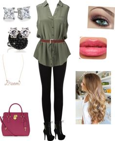 """Untitled #53"" by emily-druyan ❤ liked on Polyvore"