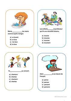 20 Idees De Conjugaison Conjugaison Complement De Phrase Roue Des Emotions